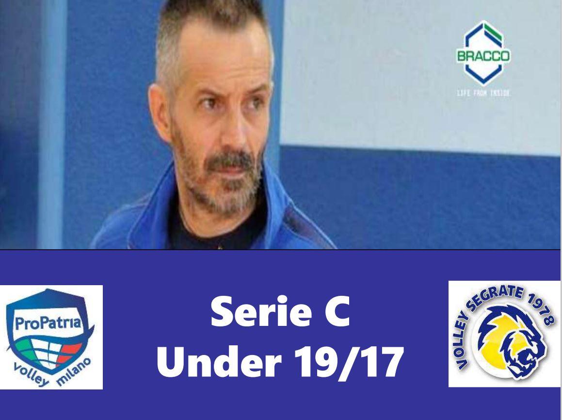 Read more about the article SERIE C – U19 – U17  Bracco Pro-VS78 Giallo